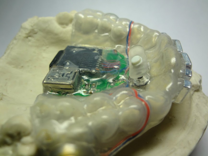 new mp3 mouth jewelry