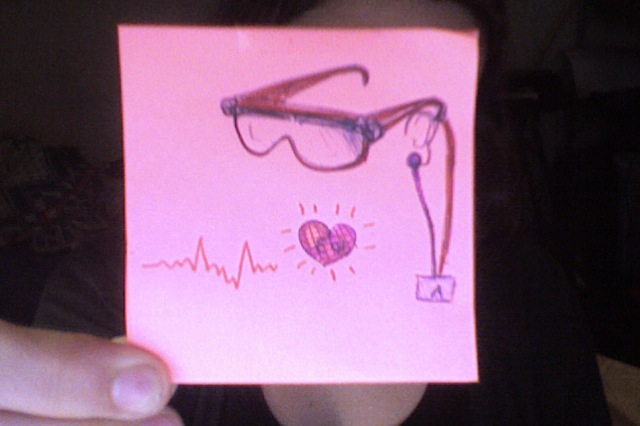 tsafety glasses sketch